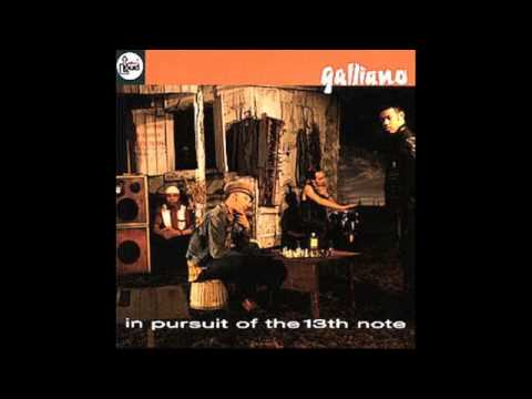 Galliano - Nothing has changed mp3