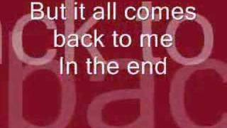In The End - Linkin Park - Lyrics Video