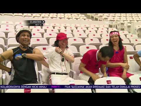 Dipha Barus Berkolaborasi Dengan Slank Menciptakan Lagu Untuk Asian Games 2018