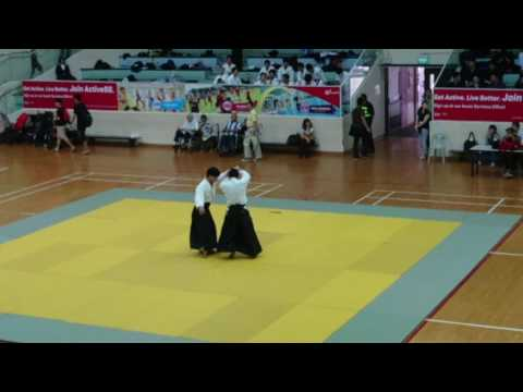 Aikido by Nippon Sports Science University 13022017