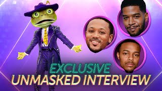 Frog's First Interview Without The Mask! | Season 3 Ep. 18 | THE MASKED SINGER