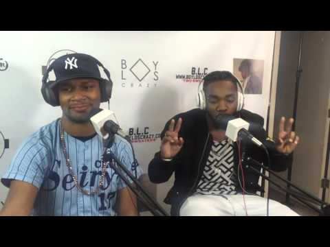 Neil Gang Hot 16 Freestyle On B.L.C Radio