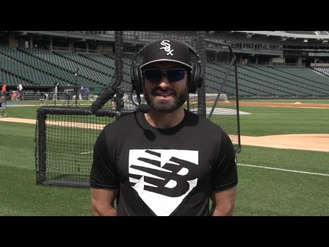 Chatting Cage: Adam Eaton answers fans' questions