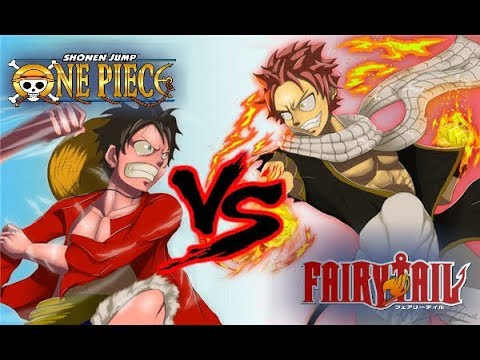 [Game Vui] Fairy Tail vs One Piece  KaRost TV
