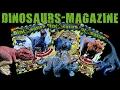 Schleich ® Dinosaurs / Dinosaurier Magazine + Dino Figur - Unboxing & Review