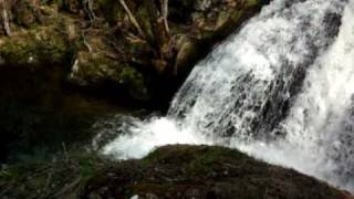 cascade GOUR des CHEVAUX.AVI