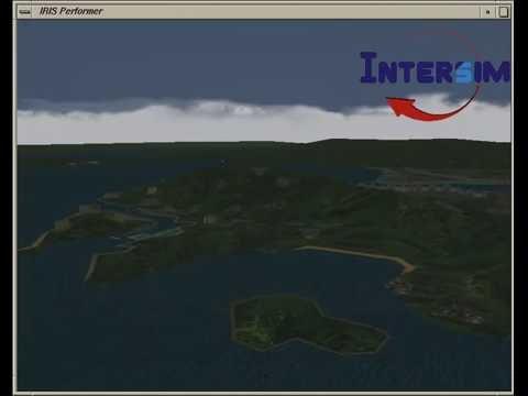 Silicon Graphics. General Demo: InterSim's Hong Kong