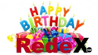 С днем рождения RedeX! Празднуем 1 год! Планы на 2017 год! Happy Birthday RedeX! Plans for 2017!