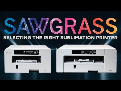 Start A Business Series - How To Select The Right Sublimation Printer