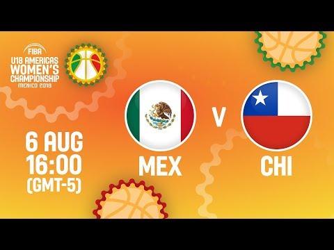 Mexico v Chile - Full Game