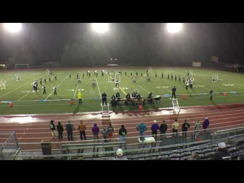 North Thurston High School Marching Band - Tumwater Finals 2016