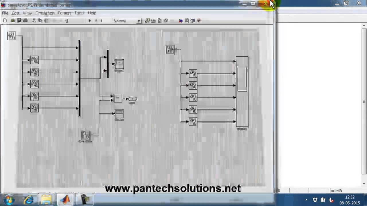 Seven Level Inverter Using Phase Shift Sequence Youtube Three Ac Voltage Controller Power Electronics Pantech