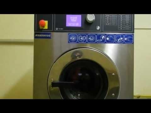 Jessernigg wäschereimaschinen youtube