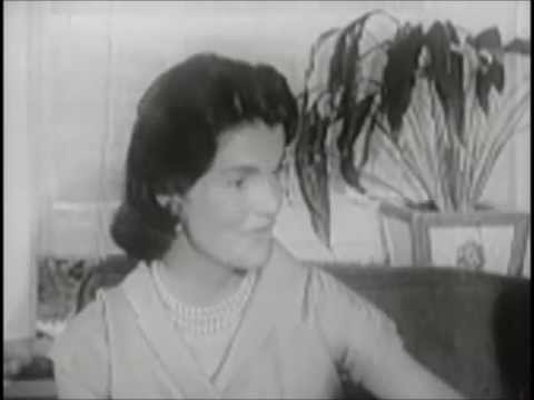 Thumbnail: 1956 - Jacqueline Kennedy interview