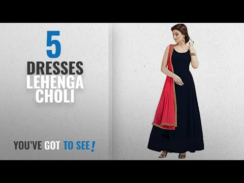 Top 10 Dresses Lehenga Choli [2018]: Dresses(Women's Clothing Dresses for women latest design wear
