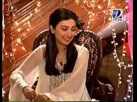 Ayesha Khan-Haroon Tou Piya Teri-Launch- Part2.flv
