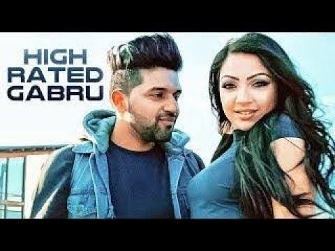 Download High Rated Gabru WhatsApp Status Lyrical Video Song  Romantic Punjabi Song WhatsApp Status Video