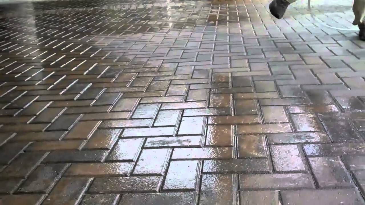 To Remove Paint From Concrete For Tiling