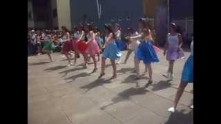 Coreografia You're the one that I want + Footloose