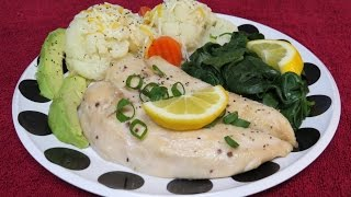 Easy Chicken Breasts Or Tenders Marinated And Cooked In The Toaster Oven