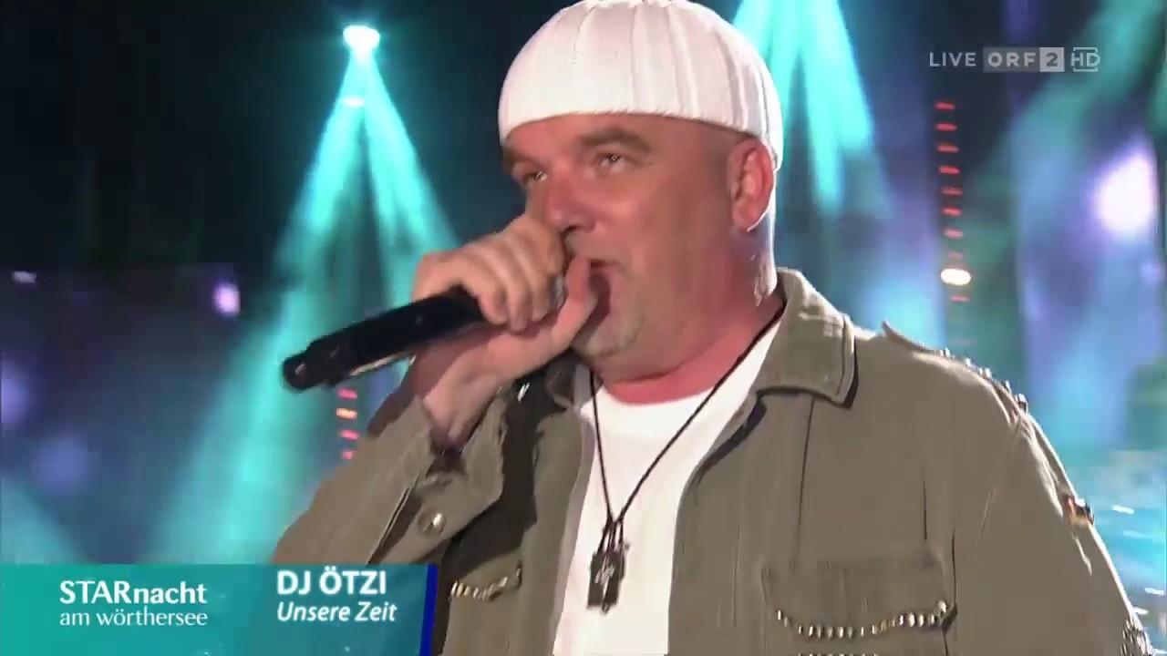 DJ Ötzi - Unsere Zeit (Starnacht am Wörthersee 2017) - YouTube