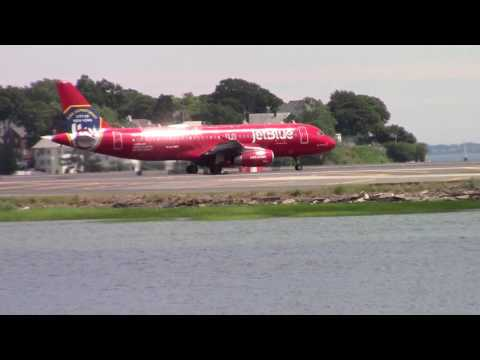 Spotting-Logan International Airport-Boston-KBOS-June 2017