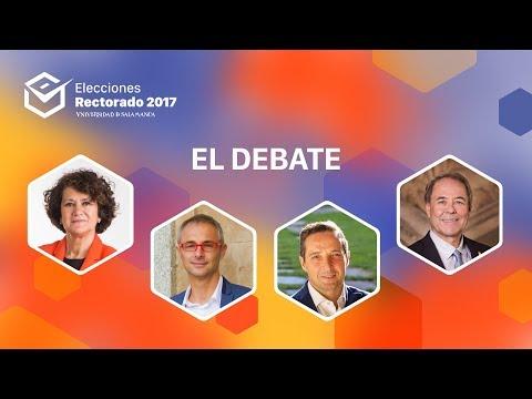 Debate Elecciones Usal