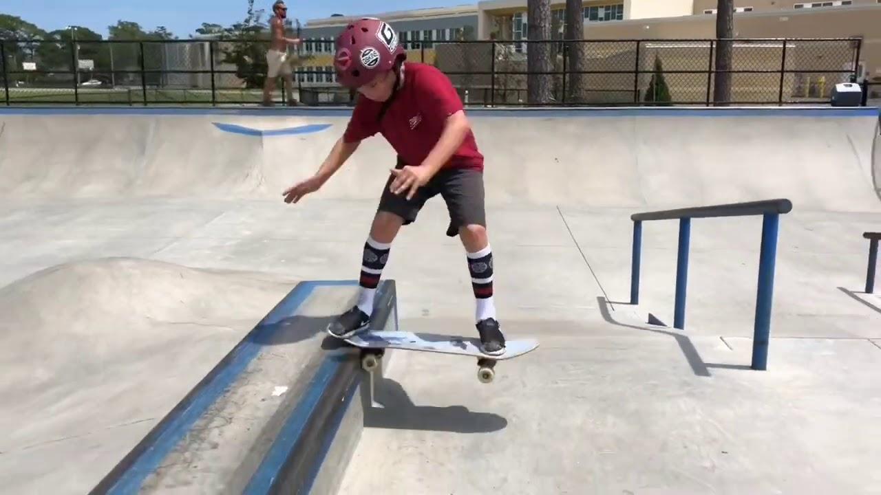 Matt Hughes Skatepark