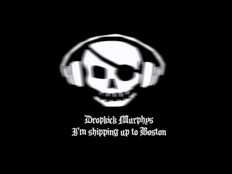 Dropkick Murphys  Im shipping up to Boston INSTRUMENTAL