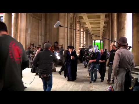 Sherlock Holmes: A Game Of Shadows -Director Guy Ritchie