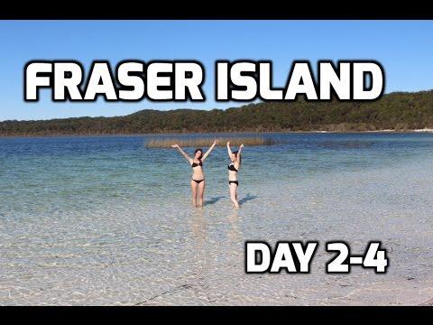 *FRASER ISLAND*