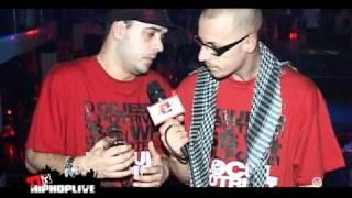 Interviu Griffo (Okapi Sound) 29.03.2010 HIPHOPLIVE