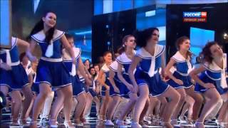 Мачете Папа идет война Большие танцы 04 05 2013