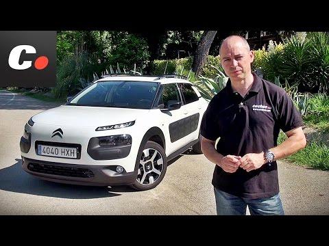 Citroën C4 Cactus - Prueba Crossover coches.net / Análisis / Test / Review en español