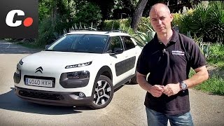 Citroën C4 Cactus - Prueba / Test / Review Coches.net (2014)