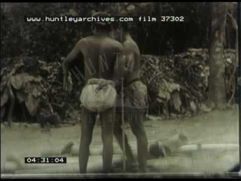 Tribal Life In Africa, 1930s - Film 37302