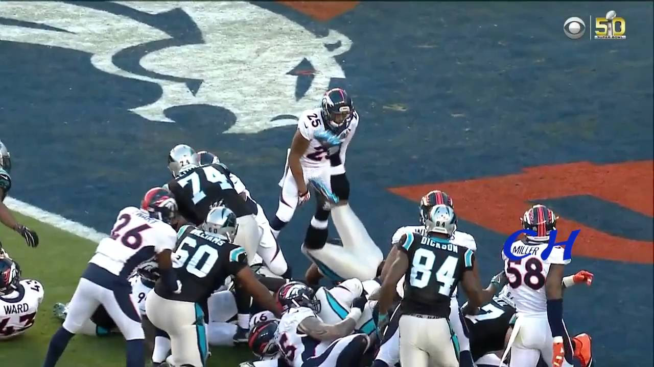 Panthers vs Broncos 10 24  Highlights   Super Bowl 50 2016 Full HD