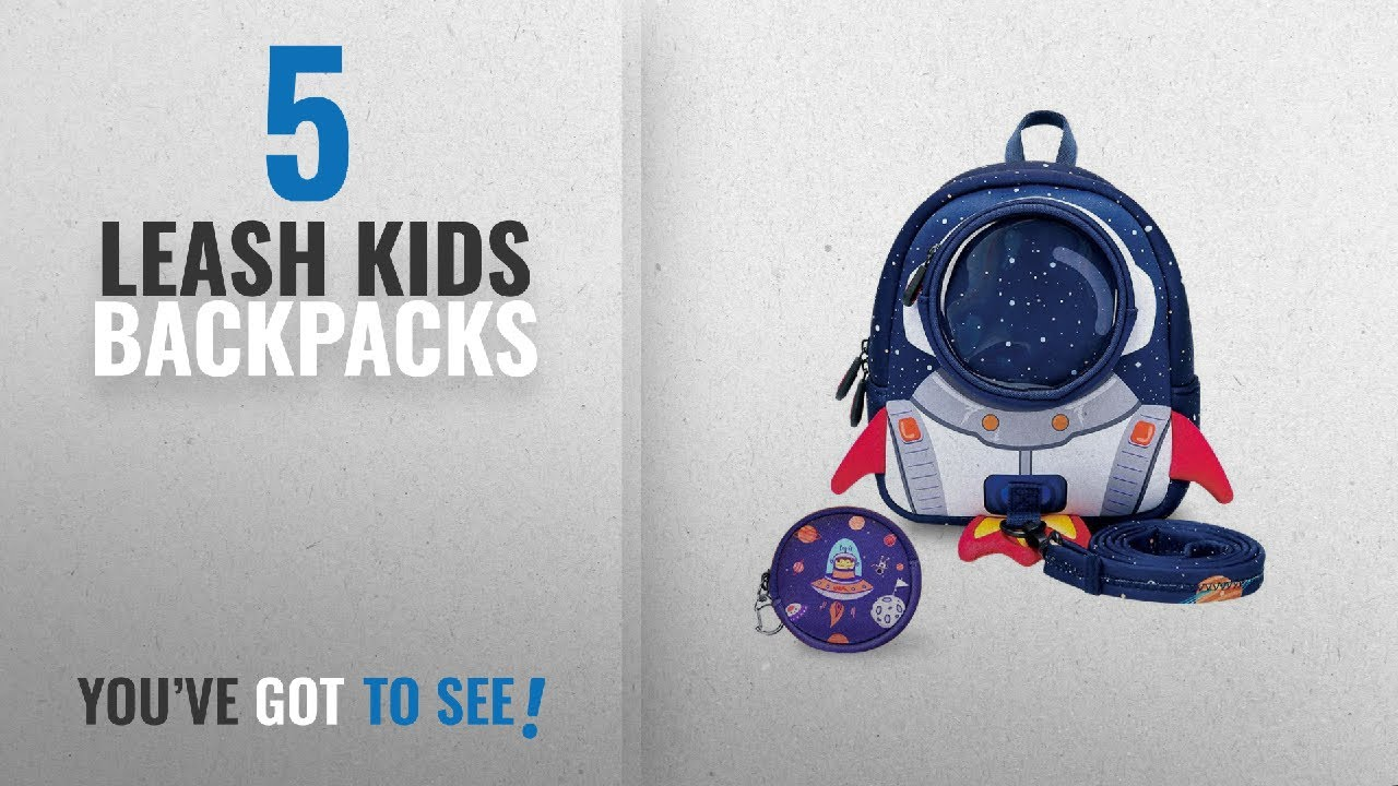 3d39463c49 Top 10 Leash Kids Backpacks  2018 Best Sellers   YISIBO Rocket ...