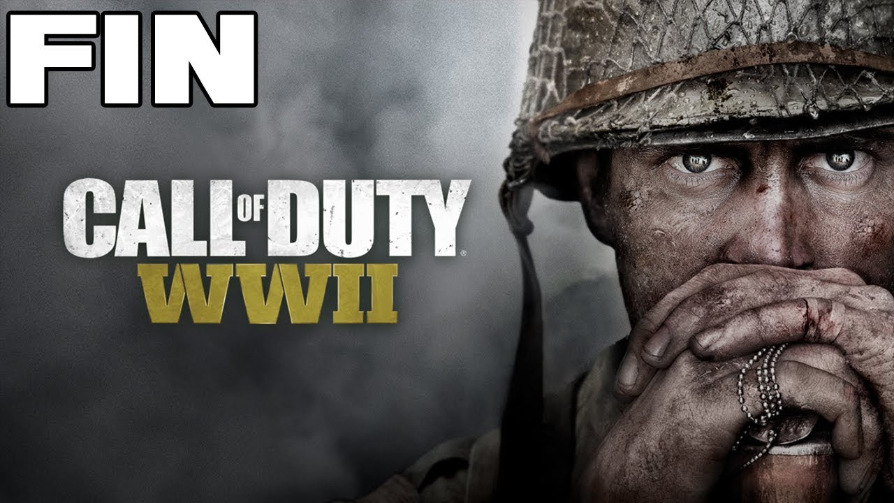 call of duty world war 2 let 39 s play ending fr youtube