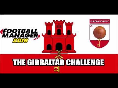 Football Manager 16 - Gibraltar Challenge - Episode 90 - Same 2 Cup F