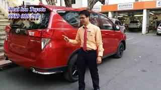 Khám Phá Thực Tế Toyota Innova Venturer 2018 (Video 2 - Làm Lại Cho Rõ)