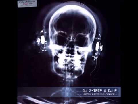 DJ Z-Trip & DJ P - Uneasy Listening Vol. 01 - 08 - Kansas - Dust In The Wind & Unknown Beat