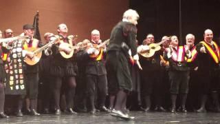 TUNA ESPAÑA. A RIANXEIRA - SOY ESPAÑOL . Auditorio Abanca. Santiago de Compostela