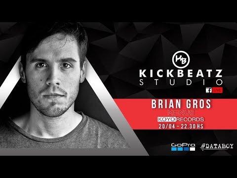 Download Brian Gros @Kickbeatz Studio BA
