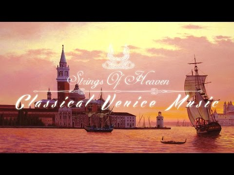 Classical Venice Music Vol. 01 by Caffè Concerto Strauss| Venezia | Venedig | Venetian |