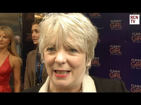 Alison Steadman Interview Funny Girl & West End Theatre
