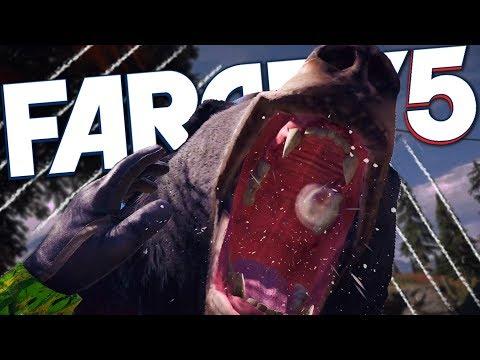 Far Cry 5   FREE ROAM   LOOKING FOR WILDLIFE!!