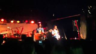 "Andy Grammer - ""I Won't Let You Go"" Live in Atlanta 2/25/2012"