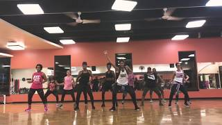 "Zumba with MoJo: ""I Like It"" ft. Bad Bunny & J. Balvin by Cardi B Video"
