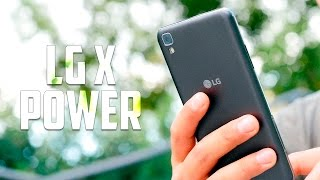 lG X Power, review en espaol